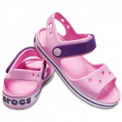 Sandalia Crocs 12856 Rosa /...