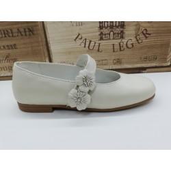 Zapato piel Comunión DBB 51048