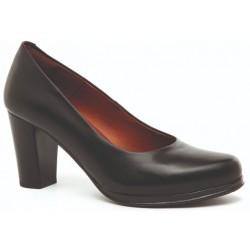Zapato Salón Sra. Negro...