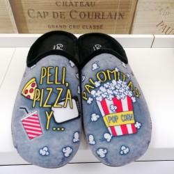 Zapatilla Casa Pizza...